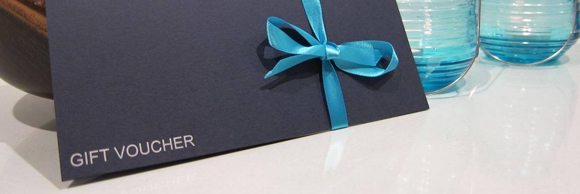 Sandra Dumas Gift Voucher Envelope